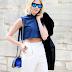 Street Style: Elena Perminova