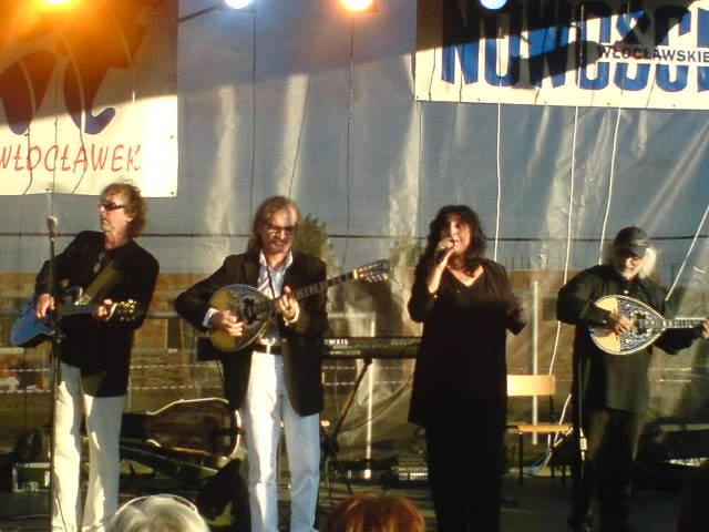Buzukisci i Gitarzysta