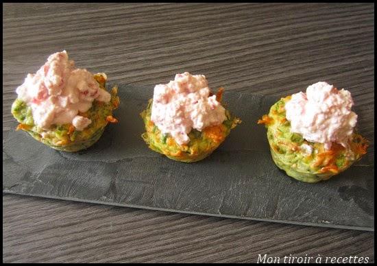 cupcakes fanes de radis