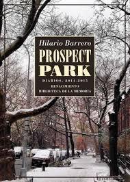 Prospect Park Diarios 2014-2015