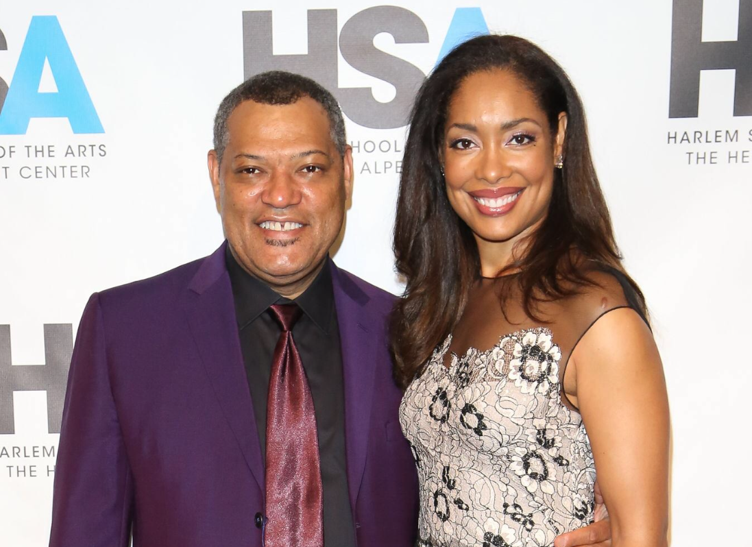 Laurence fishburne039s daughter montana 8