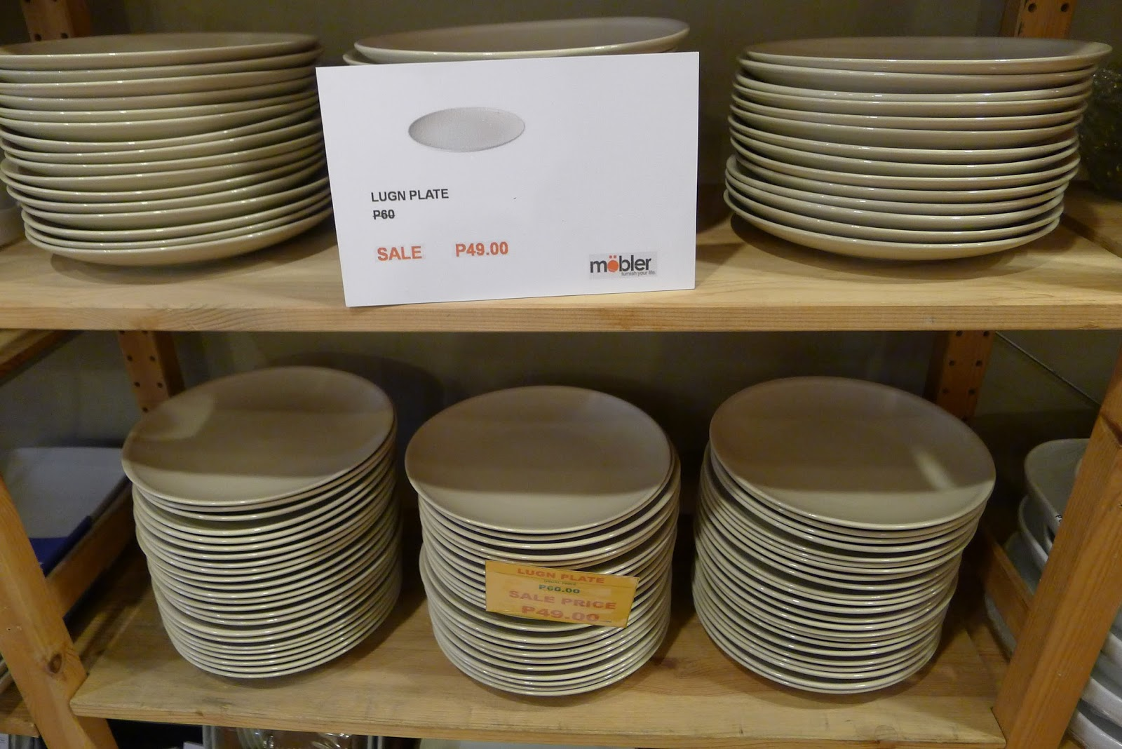 Ikea products on sale at mobler tina villa for Ikea plate storage