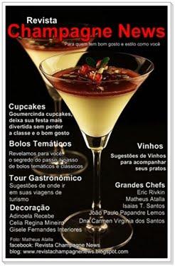 Anuncie sua empresa, serviços e produtos em uma Revista  de Gastronomia vista em mais de 100 países