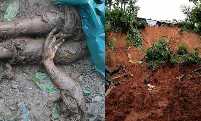 Landslide kills at least 20 people in Mirik and Kalimpong.