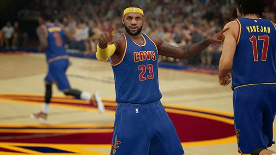 NBA 2K15 Patch 3 Details
