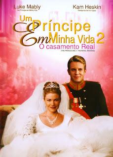 Um Príncipe Em Minha Vida 2: O Casamento Real - DVDRip Dublado