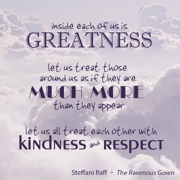 Inside is Greatness