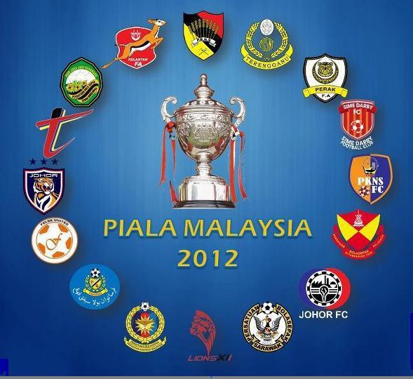 PIALA MALAYSIA 2012 | JADUAL PERLAWANAN PIALA MALAYSIA 22 OGOS 2012