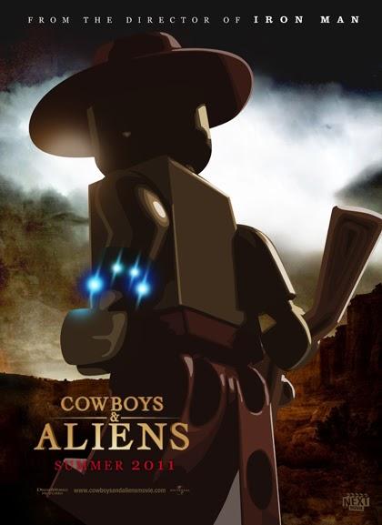 Lego - Cowboys & Aliens