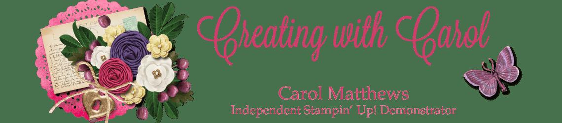 Creating With Carol