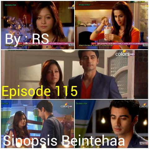 Sinopsis Beintehaa Episode 115