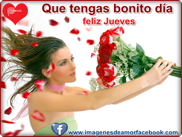 Feliz da Jueves para facebook (imagenes con frases )