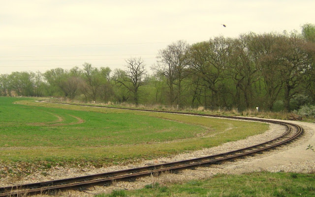 Statfold Barn miniature railway