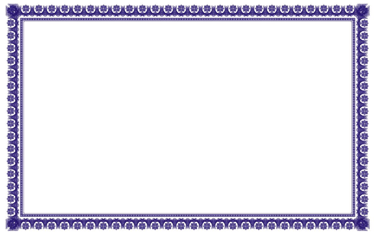 menggunakan aplikasi corel draw 12 bingkai ini dibuat dari objek kurva ...