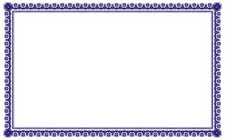 Download Bingkai Sertifikat dan Piagam Format Corel