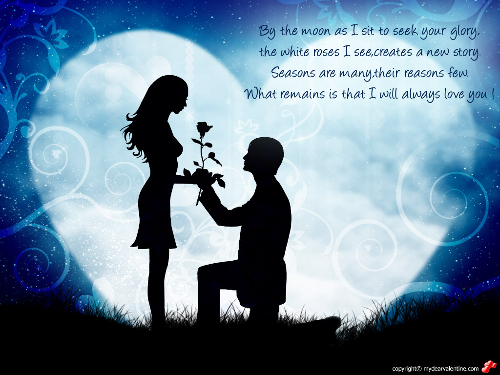 Pictures Gallery of first love quotes