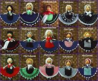 broches de las fiestas de Basauri-