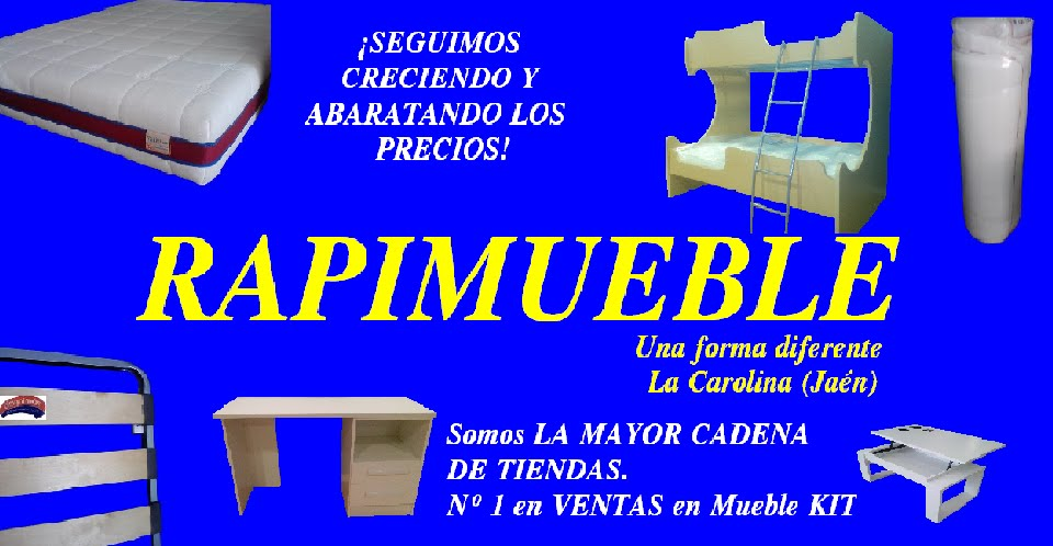 Rapimueble la carolina sof s cama for Dormitorios rapimueble