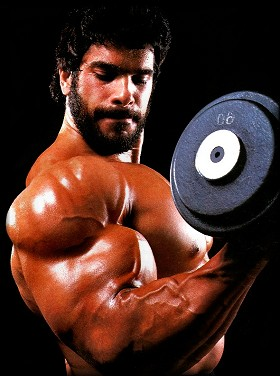 Stand Tall: Lou Ferrignos Bodybuilding Documentary