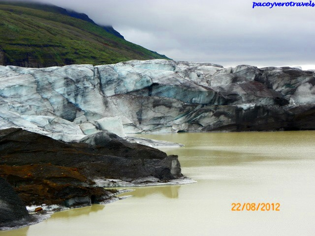 Glaciar Svinafellsjokull
