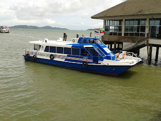 Visa Run con Andaman Club da Phuket