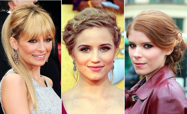Hottest Celebrity Hairstyle Trends Of Spring 201299 Hairstyles And