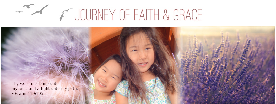 Journey of Faith &amp; Grace
