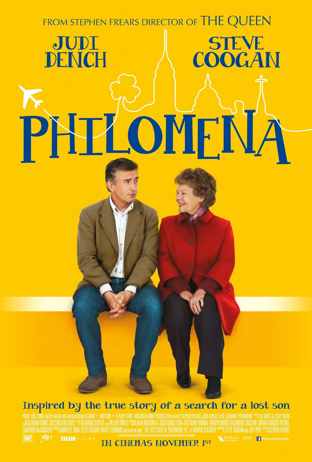 Philomena Torrent Dublado Bluray 1080p