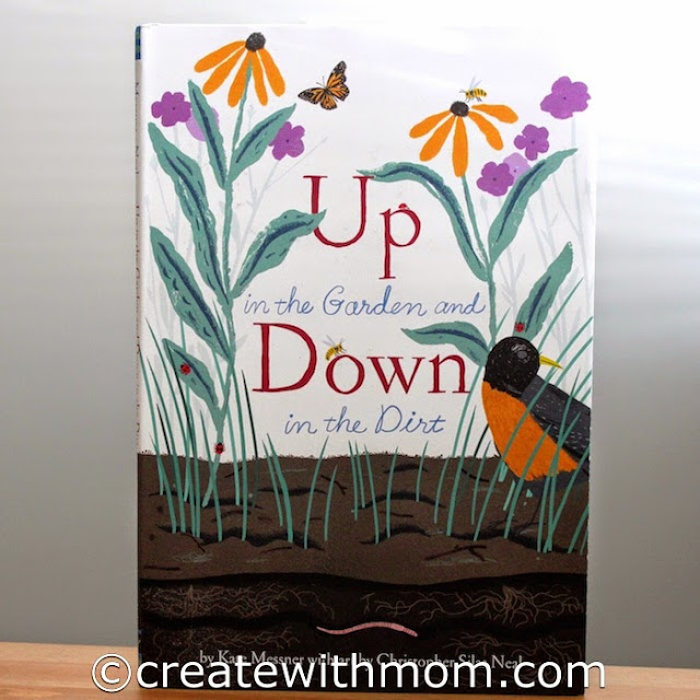 up and down children's book