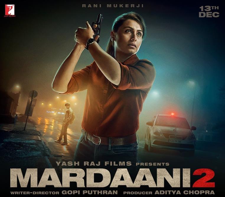 Mardaani 2 2019 Hindi Movie 720p pDVDRip 1.2GB