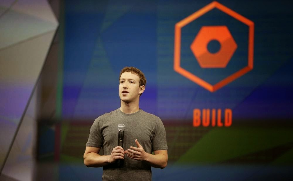 Mark Zuckerberg Dedah Kenapa Dia Memakai Baju Warna Sama Setiap Hari