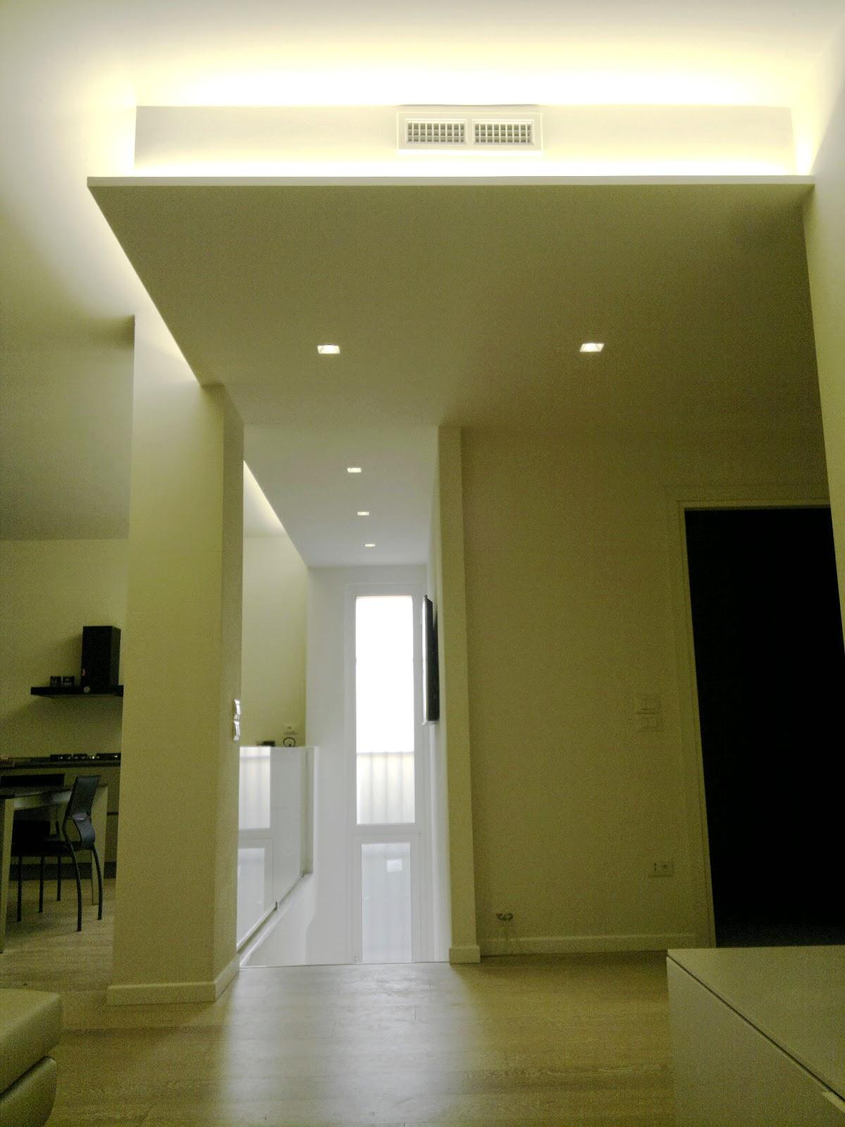 Illuminazione led casa aprile 2015 for Illuminazione con faretti a led