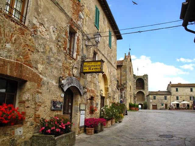 Monteriggioni | Siena | Toscana | Itália