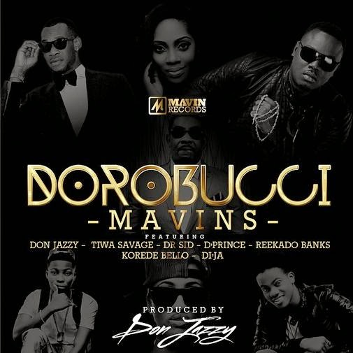 Nigerians choose ''Dorobucci'' as song of the year