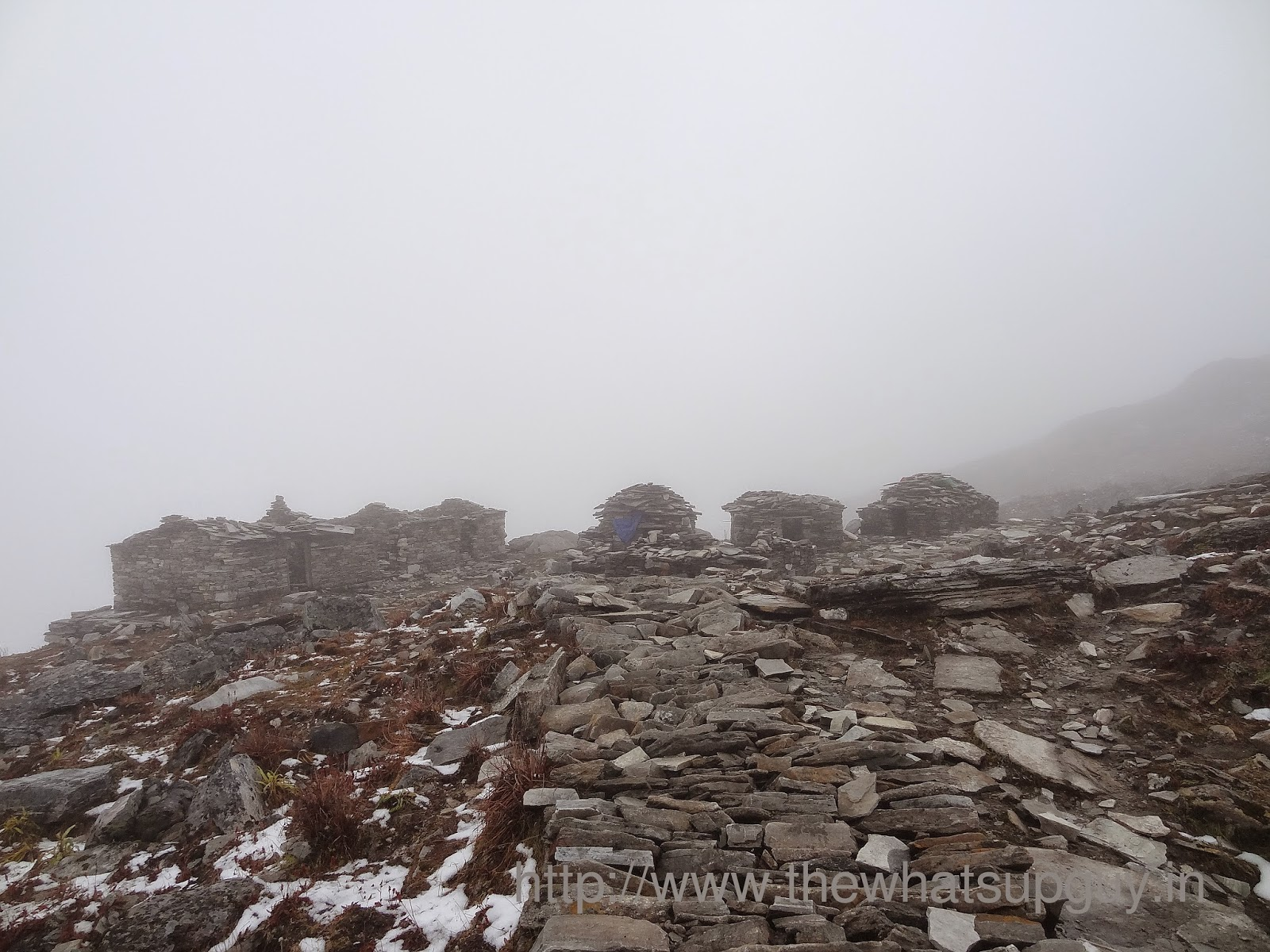 Camp Roopkund Trek With India Hikes Day 4