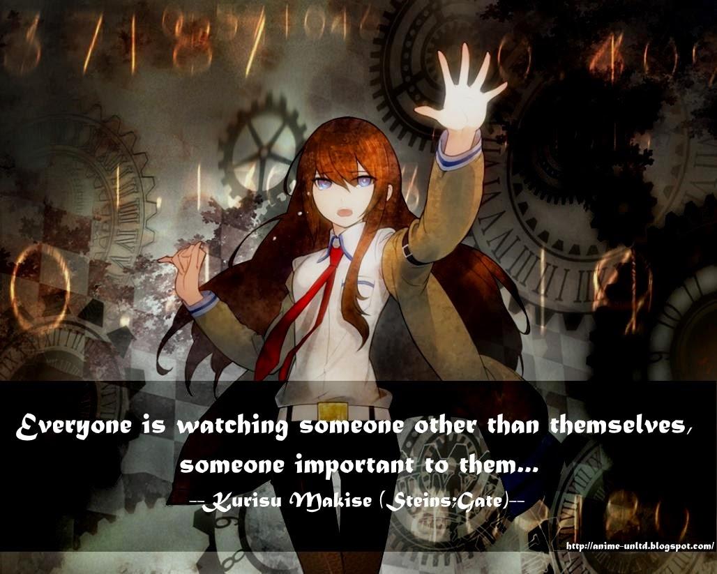 Kurisu Steins Gate Quotes