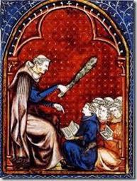 L'école au Moyen Âge à la Tour Jean sans Peur