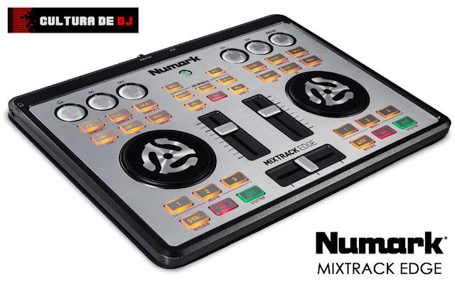 Controlador Numark Mixtrack Edge
