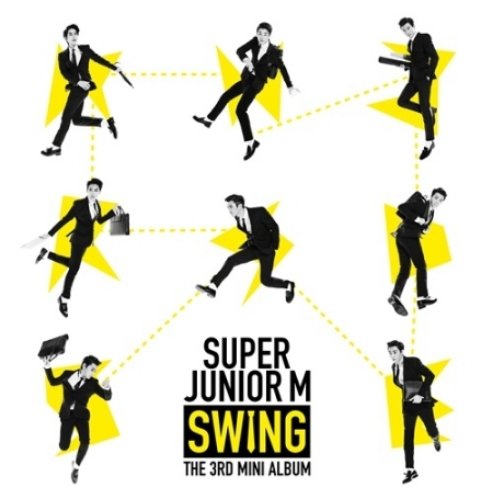 Super Junior M - Mini Album Vol. 3
