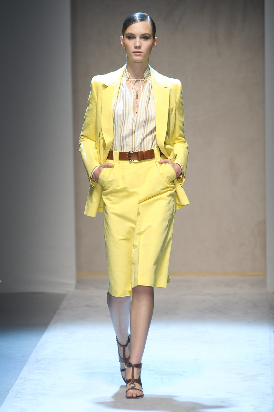 via fashioned by love | Salvatore Ferragamo Spring/Summer 2011