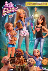 pelicula Barbie y sus hermanas en una aventura de perritos (2015)