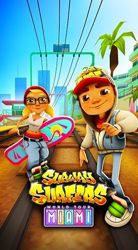 Cover Game Subway Surfers World Tour Miami