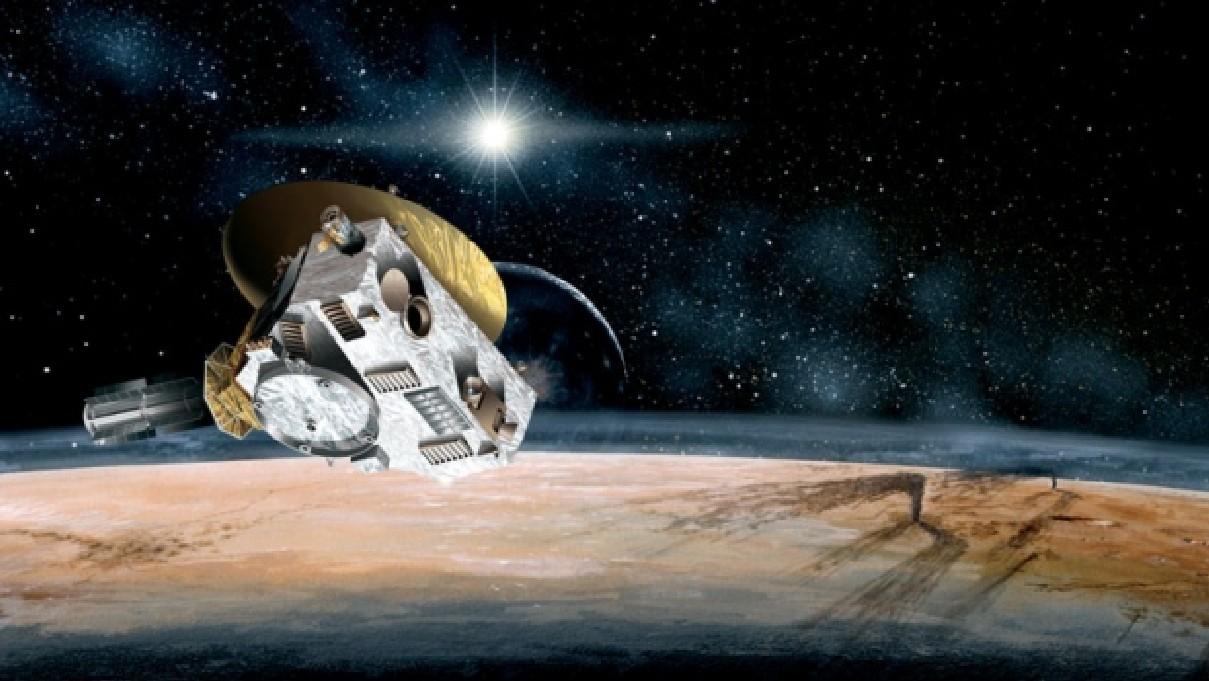 pluto voyager probe - photo #31