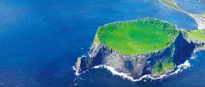 Jeju Island is the southernmost and largest island isolated from the