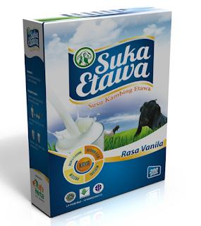 Susu Kambing Suka Etawa