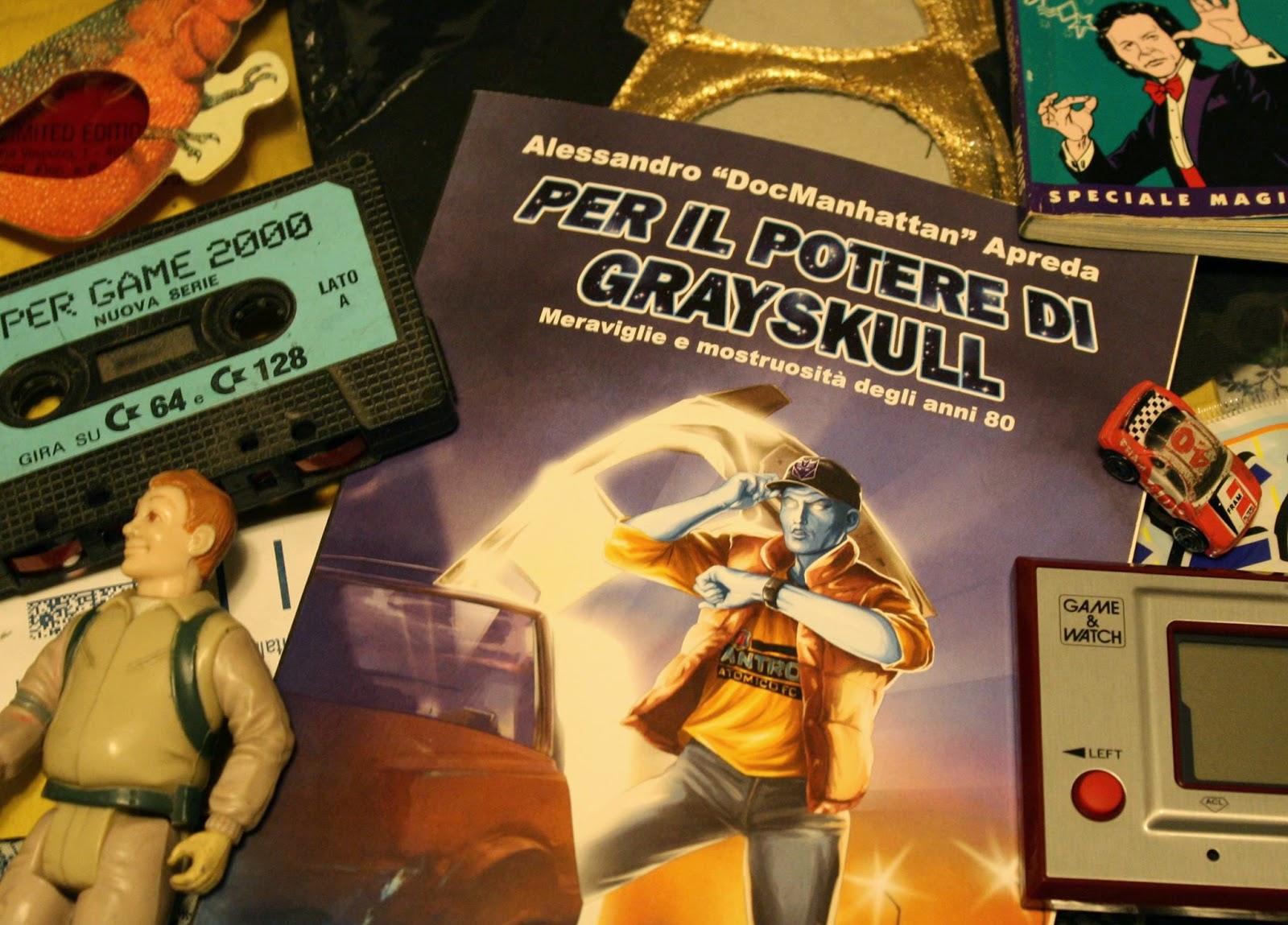 Per il potere di Grayskull libro