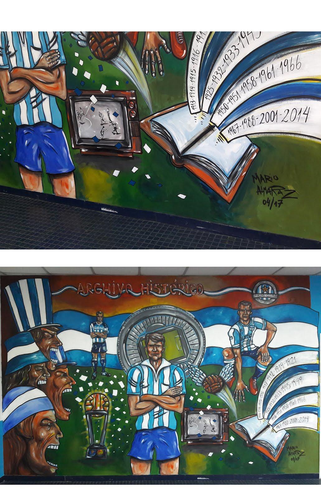 """""""Archivo Histórico"""" Mural"""