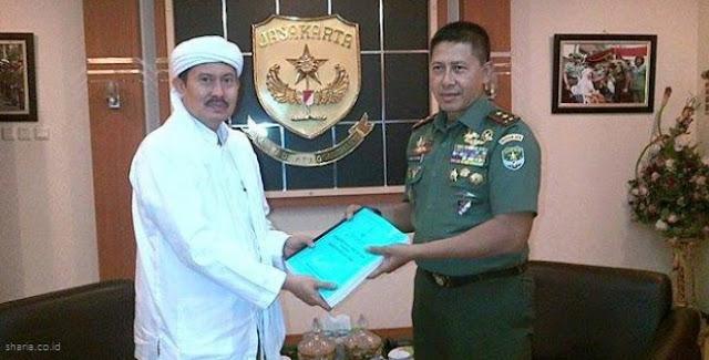 FPI dan TNI Sepakat Kerjasama Hadang Kebangkitan PKI