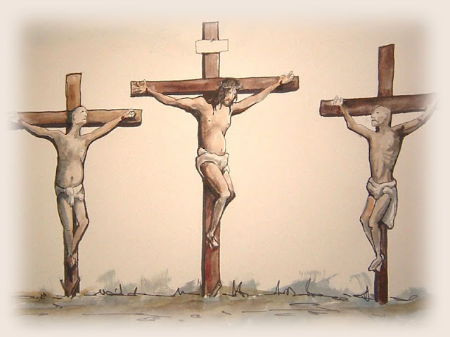 Desenho pascoa Evangelico