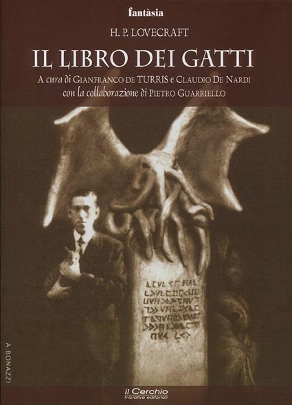 The H.P. Lovecraft: Il libro dei gatti, 2012, copertina